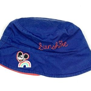 Disney x Junk Food Girls SUNSHINE Bucket Hat
